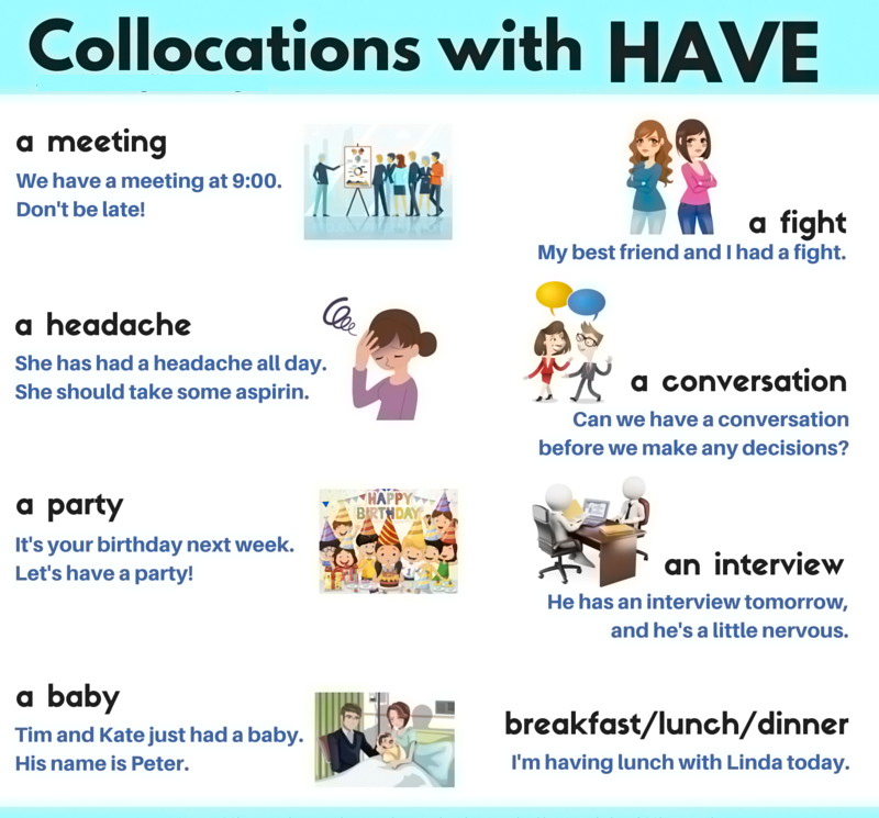 Tuyển tập Collocation for IELTS