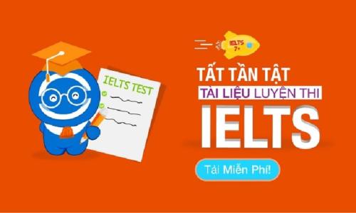 Tổng hợp những tài liệu luyện thi IELTS hay và hiệu quả nhất