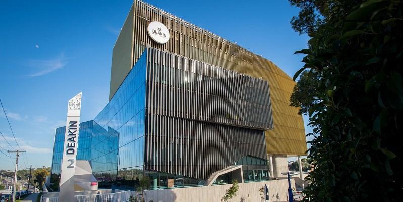 Deakin University -  các trường Đại học ở Melbourne